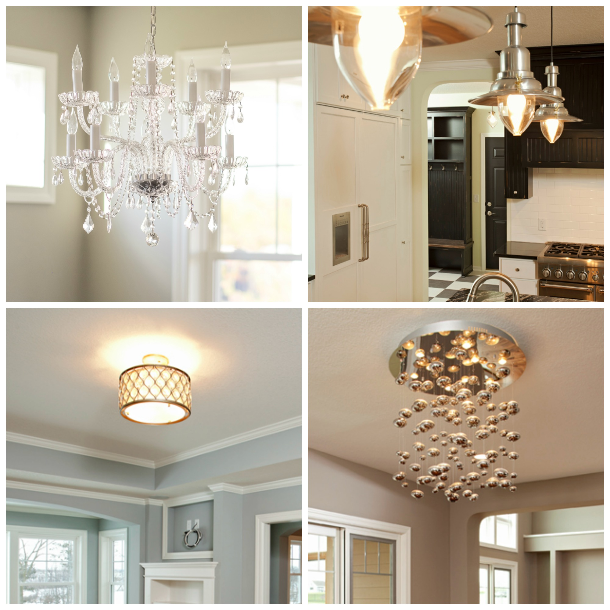 Light Fixtures | Homes by Tradition