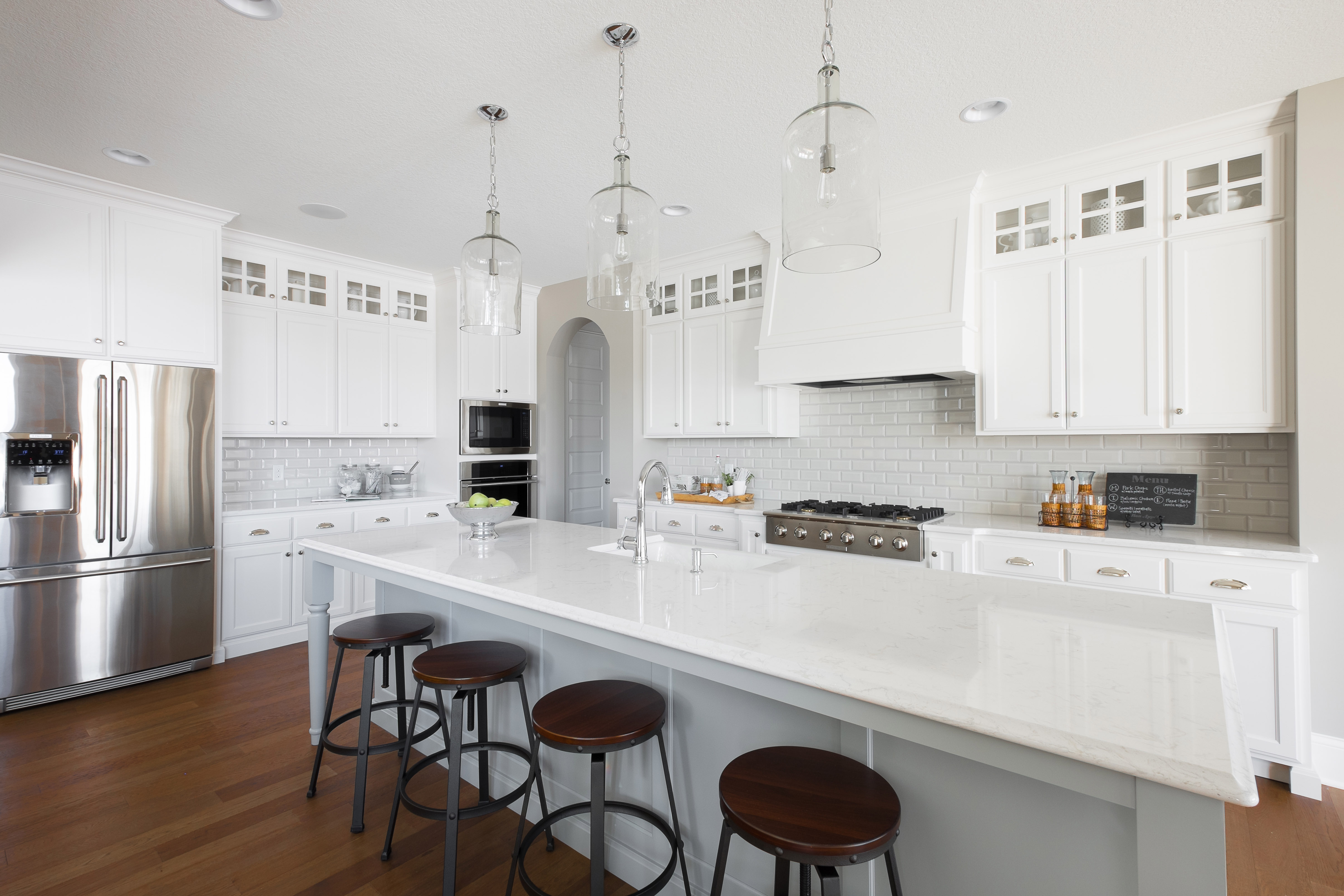 Kitchen - Custom Home Builders & New Home Communities in Lakeville ...