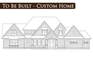 on your lot custom home mn