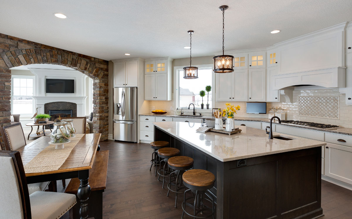 Custom Home Parade of Homes MN