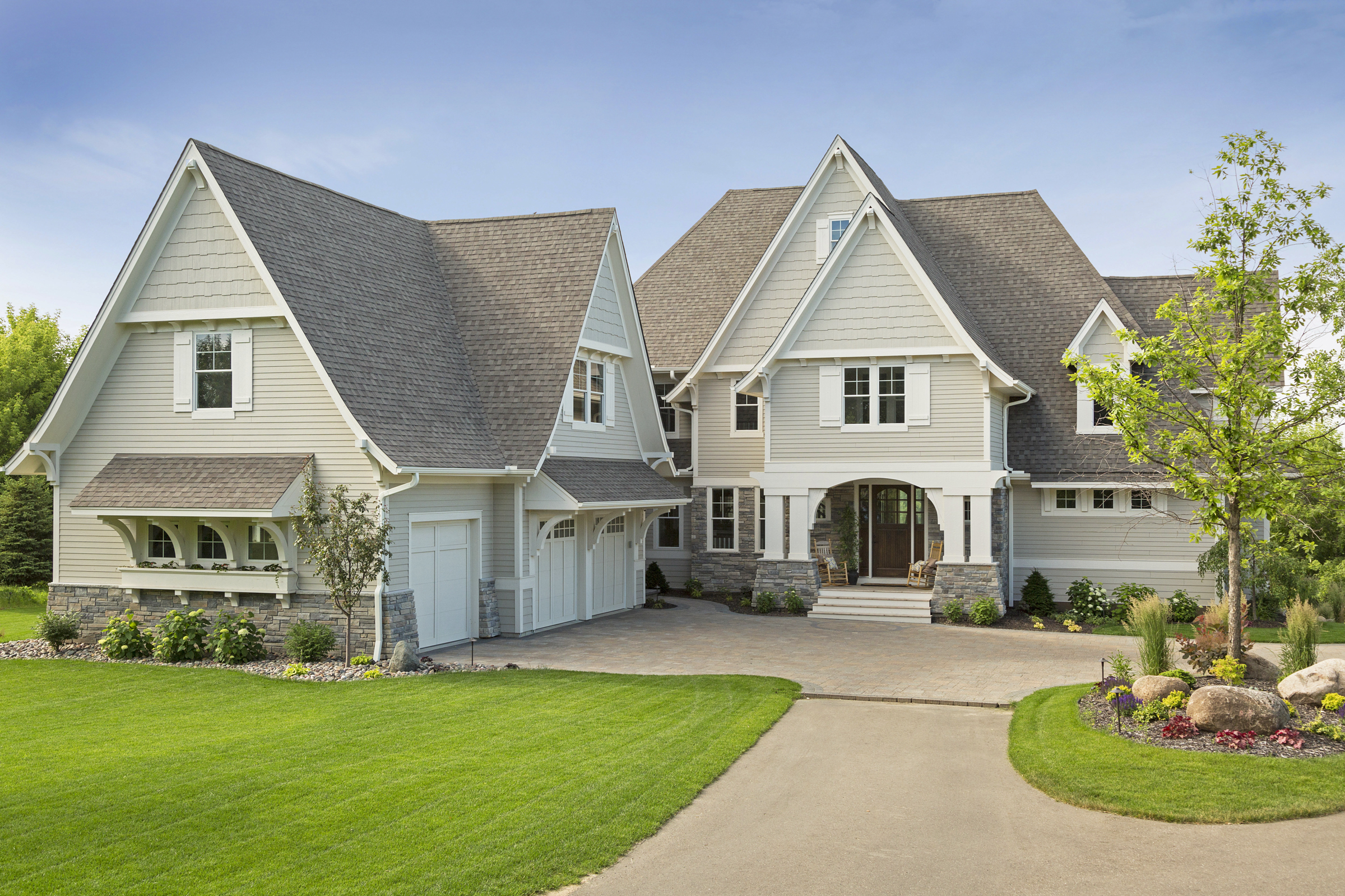 Who are we homes by tradition custom home builders for Build a home in mn
