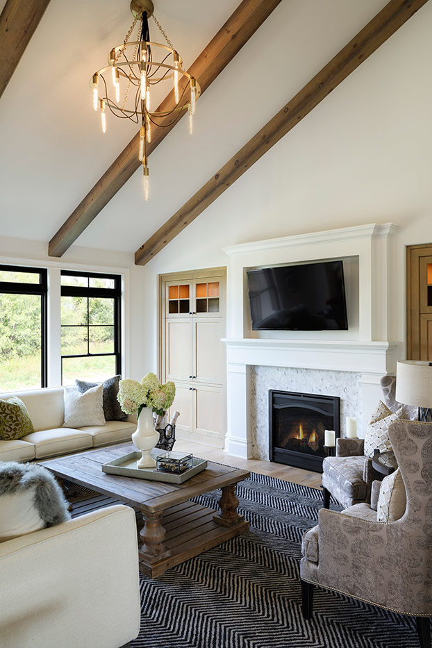 Great Room   Homes By Tradition | Reverence | Lakeville, MN