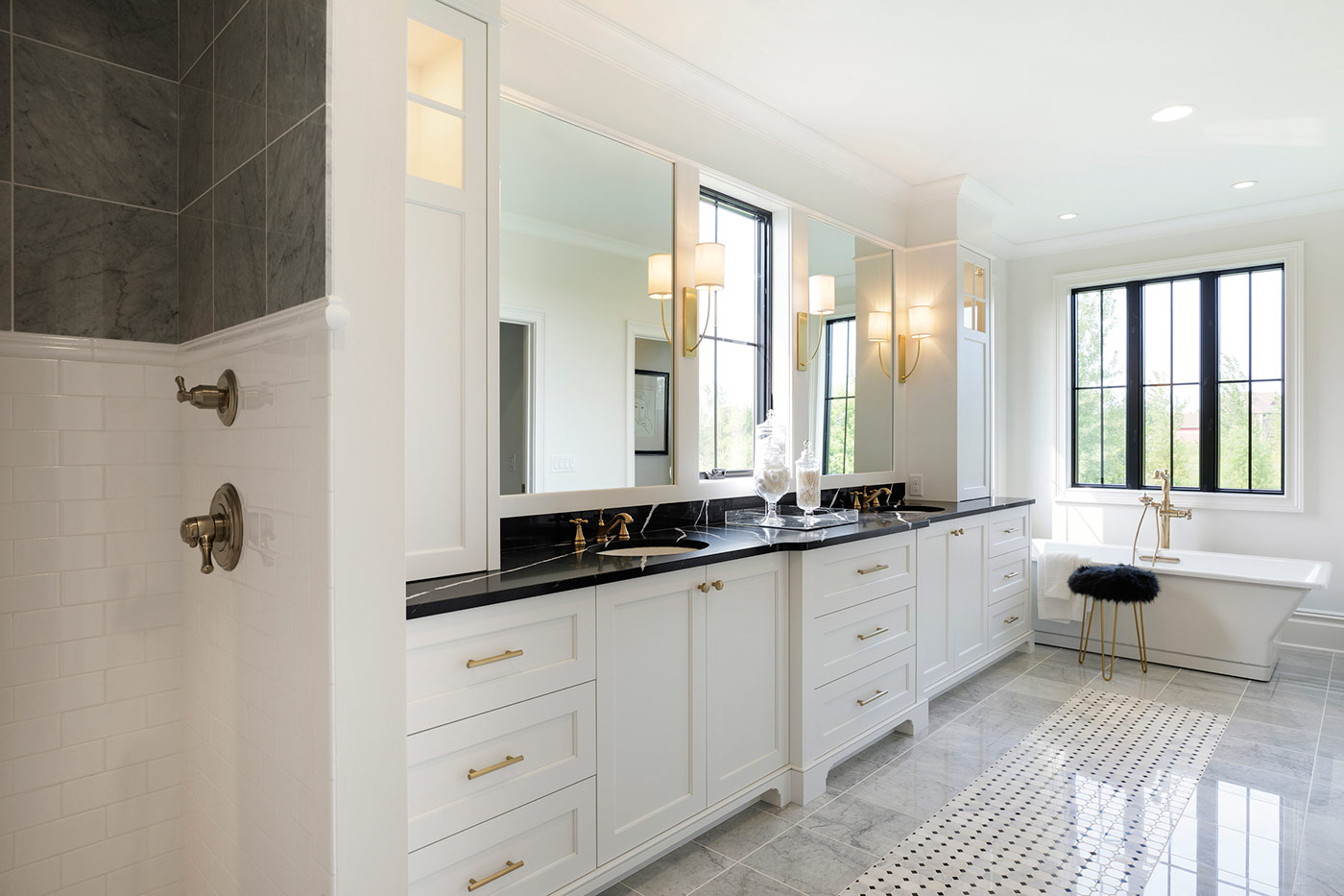 Bathrooms - Custom Home Builders & New Home Communities in Lakeville ...