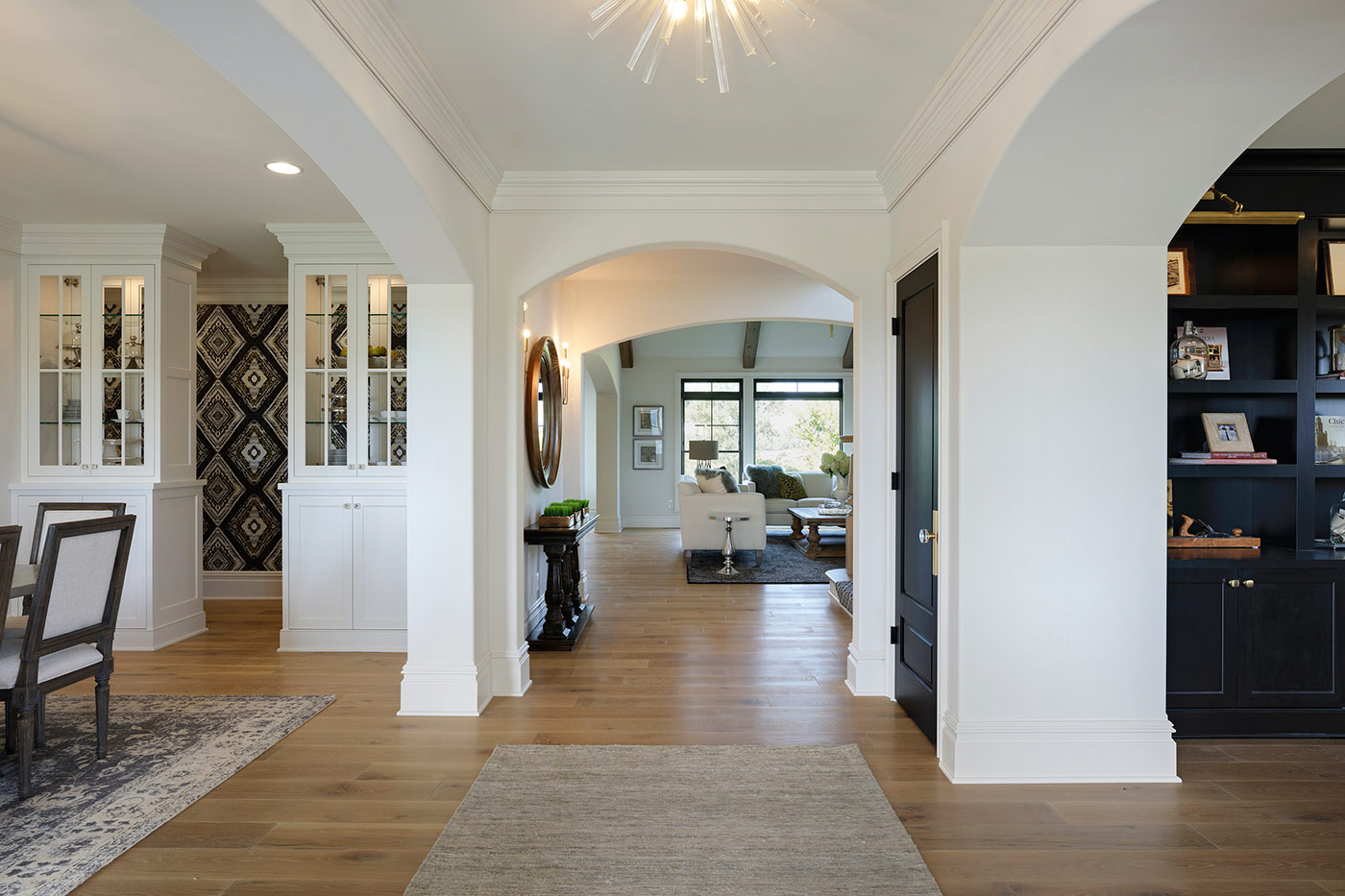Model Home Foyer Pictures : Custom model home builders & new communities in