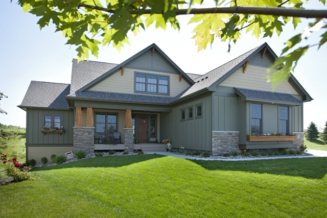 custom rambler homes mn