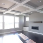 custom homes great room mn
